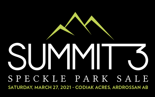 Summit 3 Speckle Park Sale